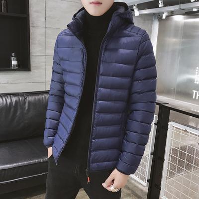 2018冬季新款棉衣外套男士修身棉袄韩版潮流棉服 控138 DS233TP90