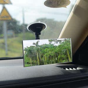 安全座椅車內后視鏡兒童觀察鏡寶寶汽車觀后鏡倒車輔助反光吸盤鏡