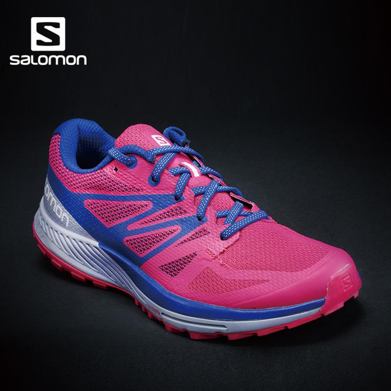 Salomon 萨洛蒙女款户外越野跑鞋 SENSE ESCAPE W 18新品