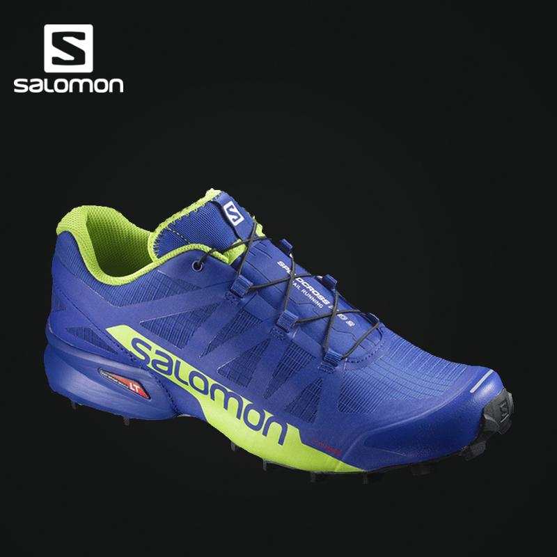 Salomon 萨洛蒙男款户外越野跑鞋 SPEEDCROSS PRO 2