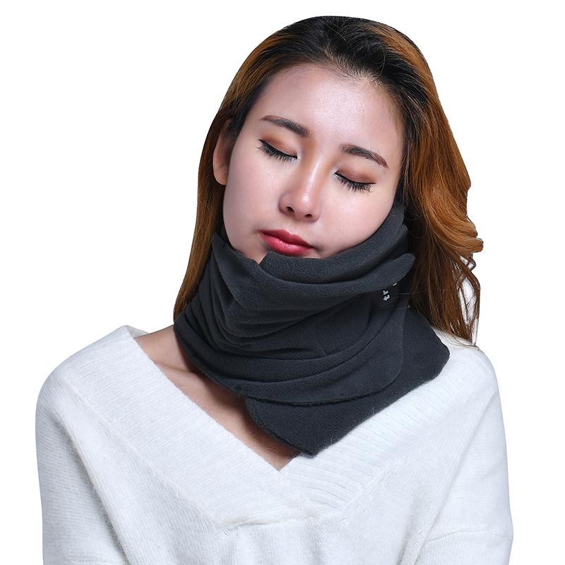 旅行枕护颈枕便携枕头飞机枕汽车旅途围脖枕办公休闲午睡U型枕头