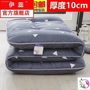 打地铺睡垫 可折叠床垫子榻榻米睡觉铺地的防潮加厚 单人地上地垫