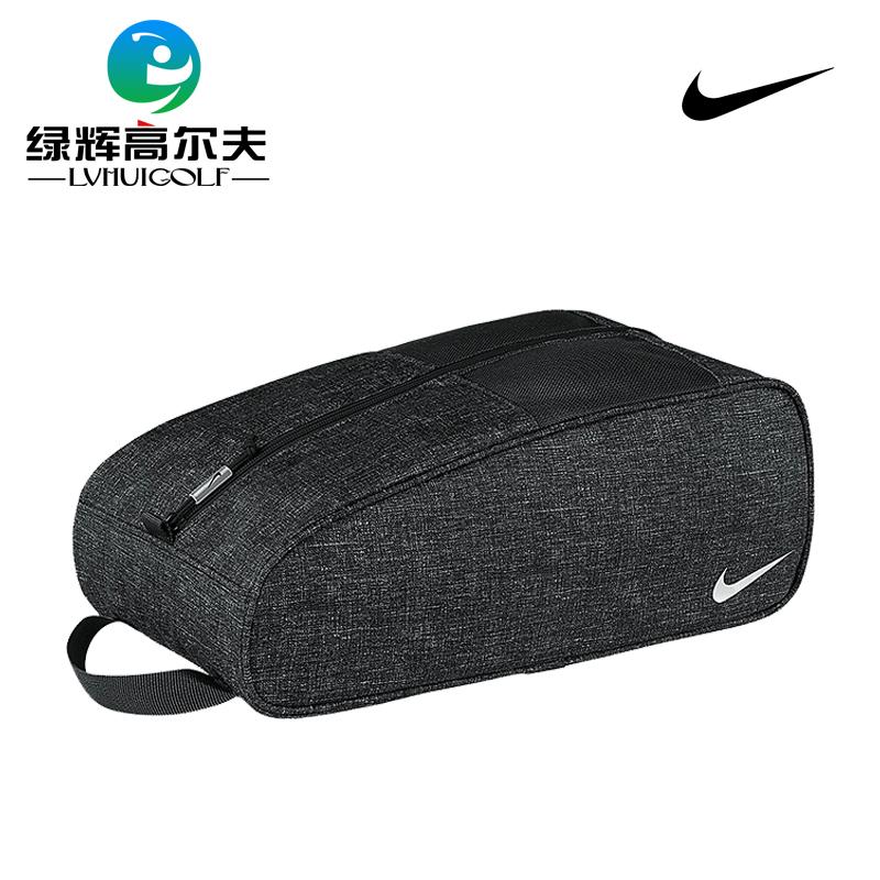 Оригинал golf башмак пакет Nike / Nike GA0267 001 черный башмак пакет Ручной ремень