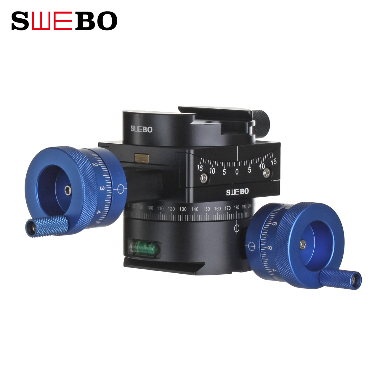 Swebo new dimension nd16 gear fine tuning theodolite pan tilt star panoramic time delay photography video shooting