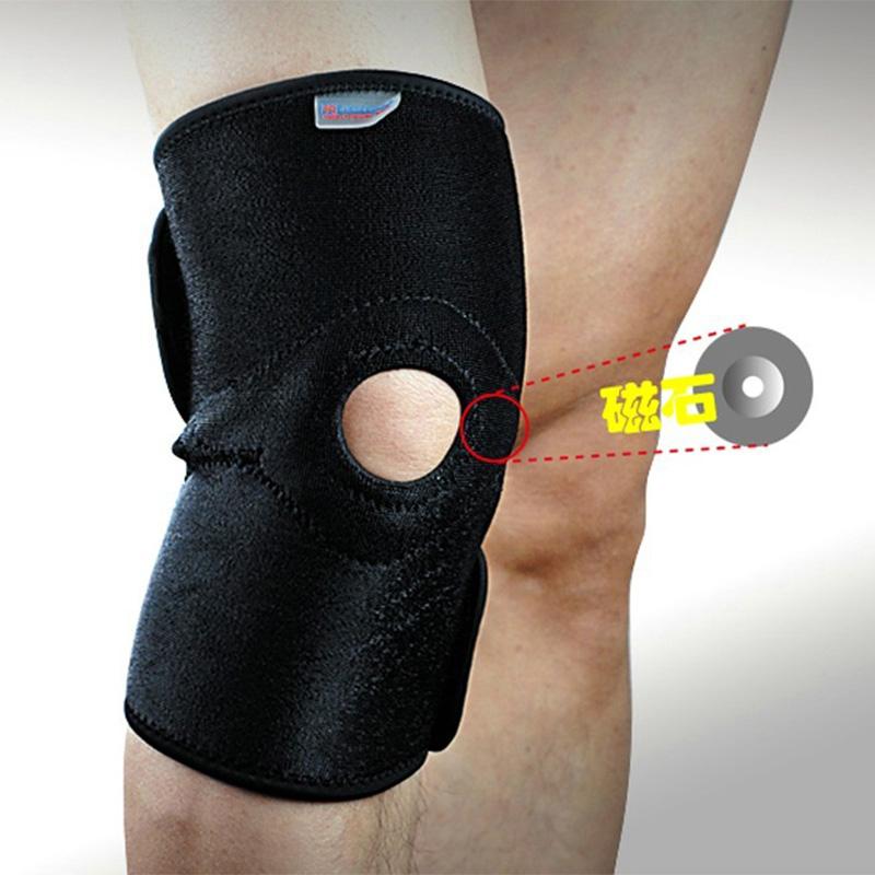 凯威0627开孔透气舞蹈护膝排球护膝溜冰防撞摔跪地男女运动护具