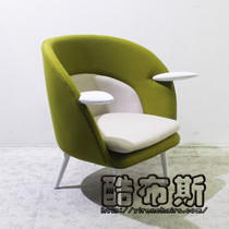 Cool Booth FRP Chair designer Casual y chair creative Alien Horn Chair