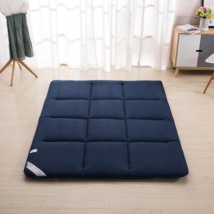 加厚榻榻米床垫可折叠床垫学生宿舍双/单人海绵软床垫褥子