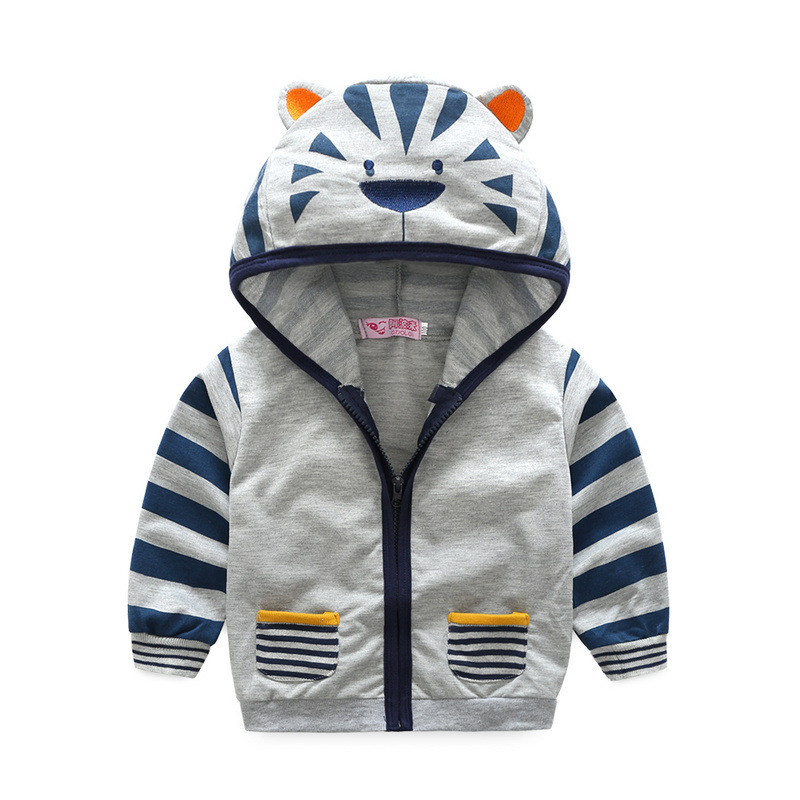 Factory outlet hot style the spring and autumn period and the new foreign trade children's clothes The boy 2 color carto