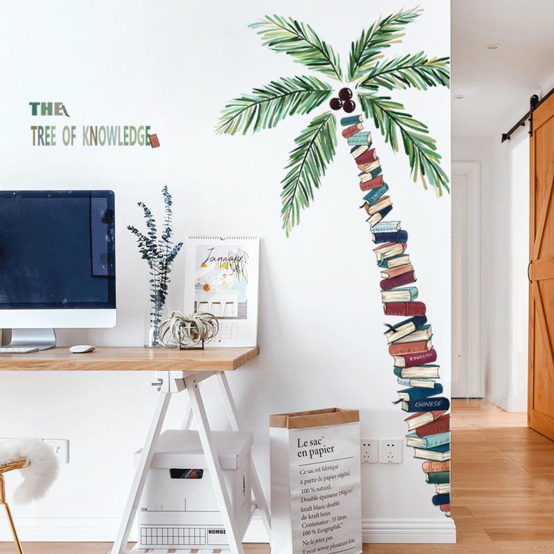 宿舍装饰墙纸自粘大学生寝室改造墙壁纸贴画布置创意3d立体墙贴纸