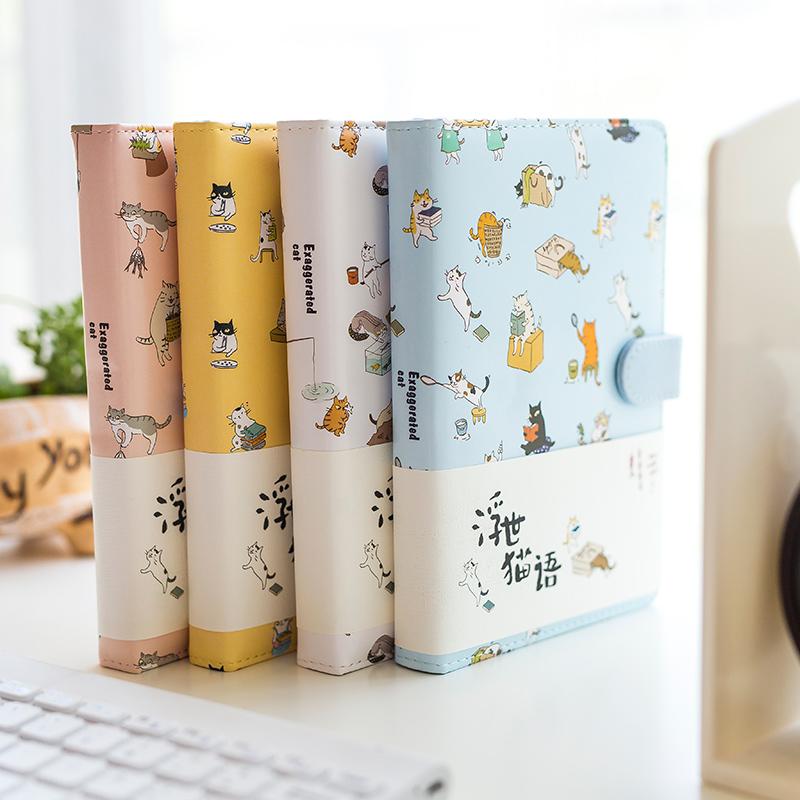 本子韩国小清新笔记本
