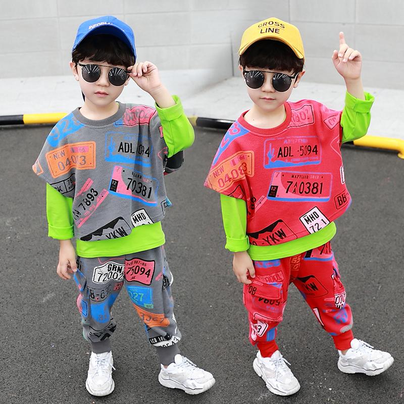 童装男童春装2021新款洋气韩版宝宝