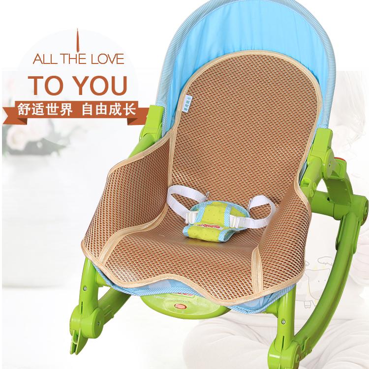 五折促销凉席适配于费雪婴幼儿摇椅坐垫摇篮