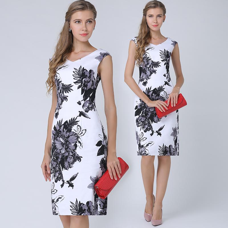 白色棉布裙子连衣裙春夏2018新款纯棉碎花中长款剪标女装正品尾货