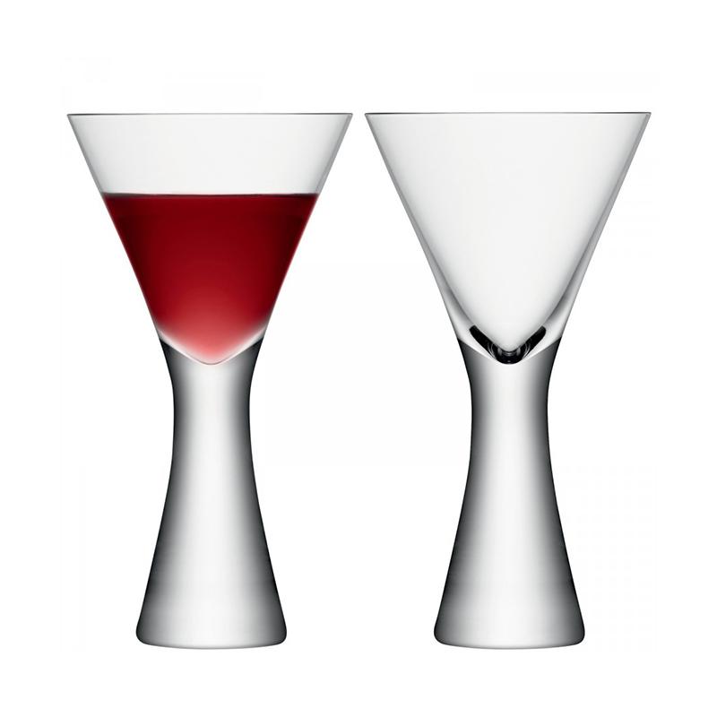 生活态度 LSA英国进口手工玻璃MOYA红酒杯葡萄酒杯高脚杯玻璃杯