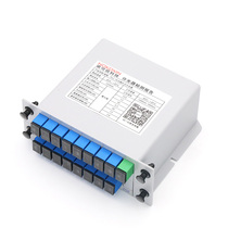 Noh Trusted spectrometer 1 min 16 plug-in PLC fiber splitter 1:16 plug-in SC port telecom level