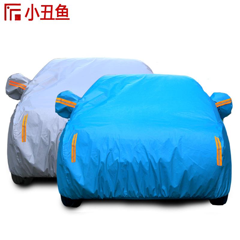 汽車衣車罩汽車套防曬隔熱防雨雪弗蘭科魯茲賽歐樂騁景程賽歐樂馳