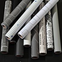 宿舍ins森系寢室壁紙家用大學生墻紙自粘布紋北歐風格背景墻貼紙