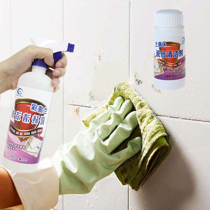 Керамическая плитка моющее средство мощный обеззараживание кирпич этаж кирпич ник ремонт цемент ванная комната агент очистки чистый фарфор подготовка разводы