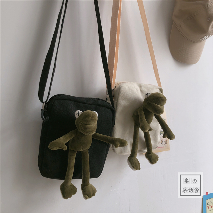 the republic of korea ins Doll Cartoon student Inclined shoulder bag solar system Harajuku Harbor Wind Funny doll girl The single shoulder bagin the Leather/Lady bags/Men's bag, Ms. bags  category - from Buy2taobao.com to provide professional Taobao agent buy service