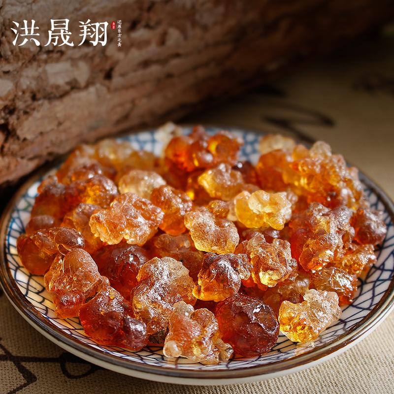 【买2送莲子】云南桃胶天然野生食用500g一级桃花泪桃树胶
