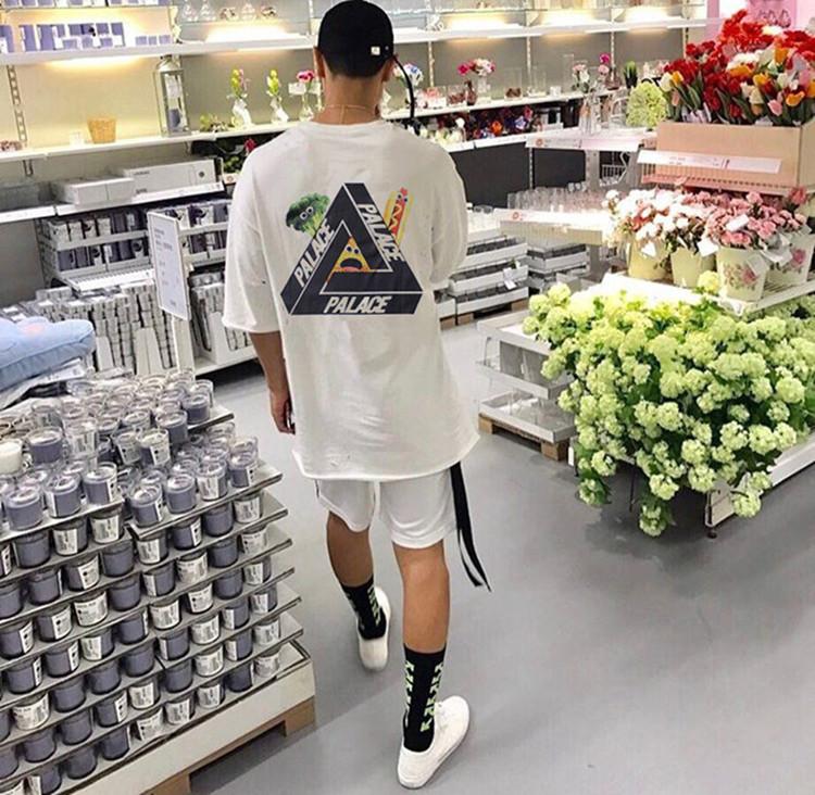 PALACE PAYNE T-SHIRT 三角 蔬菜 西兰花 热狗 TEE 短袖  T恤