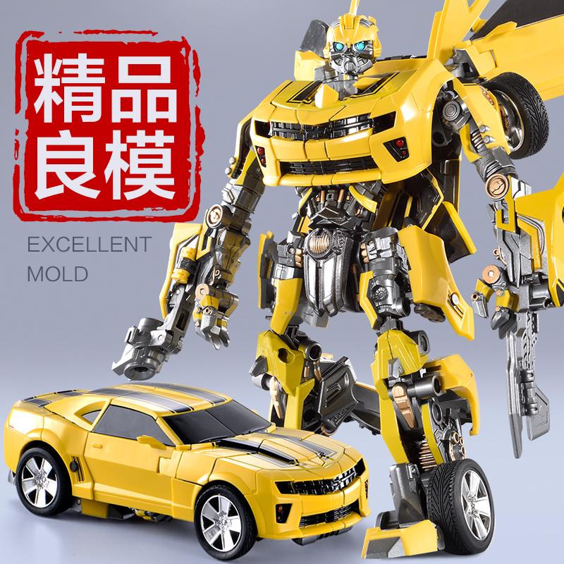Престиж генерал война край шмель сплав издание деформировать 5 алмаз робот мальчик игрушка мегатрон W день MPP10 модель
