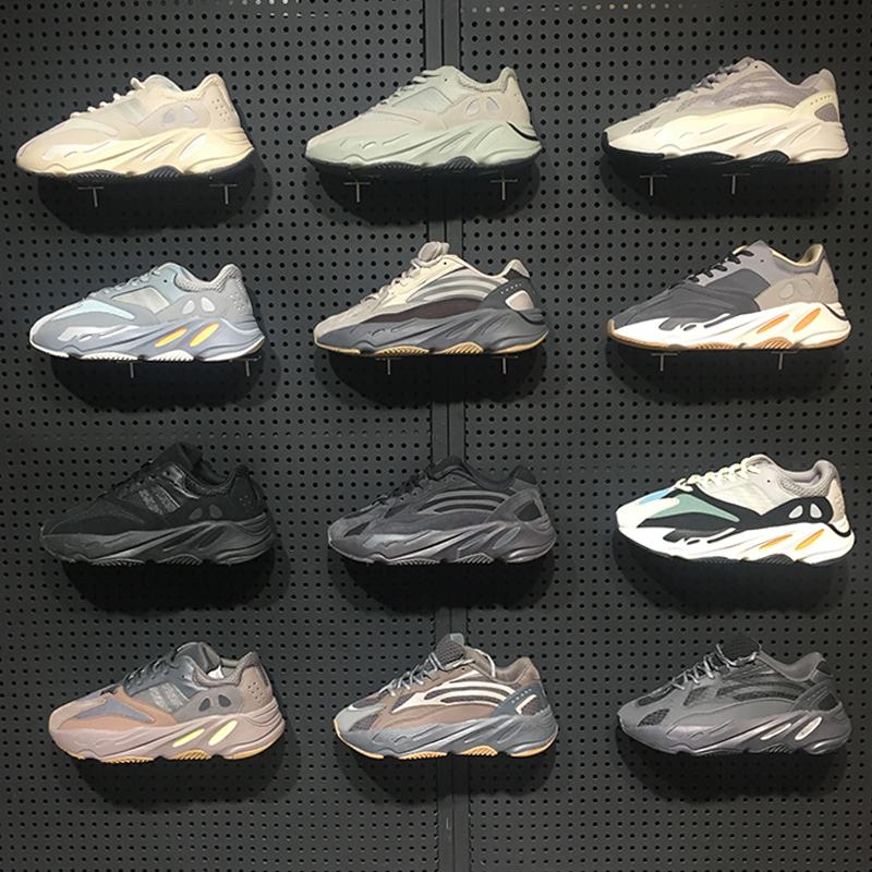 椰子鞋700V2老爹鞋子新款磁铁火山灰冬季男鞋休闲运动跑步鞋女潮图片