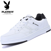 Playboy Board Shoes Men's Sports Leisure Shoes Summer Trendy Shoes 2019 New Shoes Korean Trendy Breathable Men's Shoes