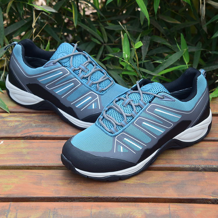 American single summer mens large outdoor hiking shoes waterproof anti-skid rubber wear-resistant outsole hiking shoes