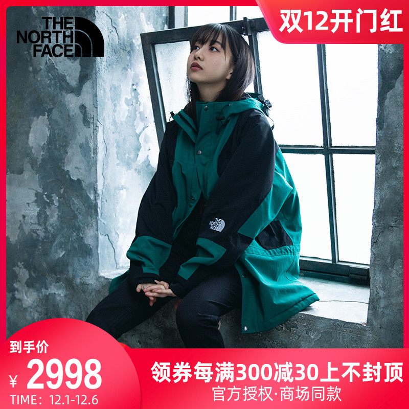 TheNorthFaceUE北面1994MountainJacket男ICON经典复刻冲锋衣4R52