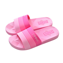 Summer indoor anti-skid home couple bathroom slippers home men women anti-skid wear-resistant bathing slippers
