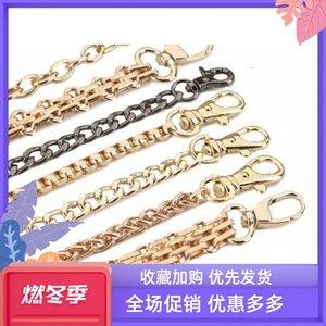 替换斜挎小包女承重小包包链条链子女款背带新品耐磨挂绳手提包加
