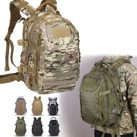 无贼WZJP龙蛋2代强袭者款战术背包军迷户外CS双肩包防水迷彩通勤