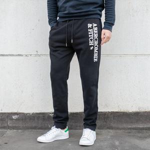 abercrombie fitch美国af新款卫裤