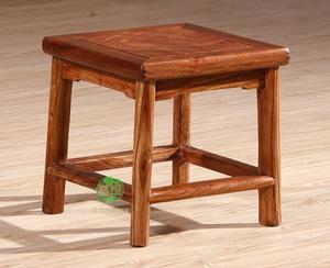 特价包邮换鞋凳红木小方凳住宅家具刺猬紫檀矮椅子中式实木洗衣登