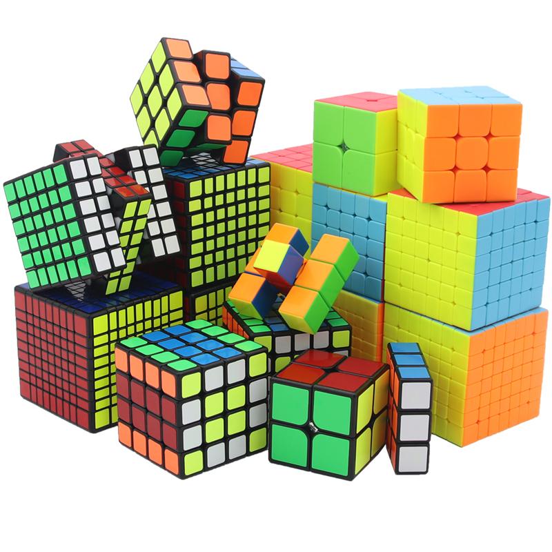 奇艺永骏魔域正阶系列魔方一二三四五六七八九阶魔方益智儿童玩具