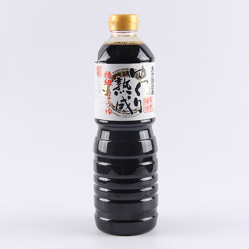 Japanese soy sauce yiheyue cooked soy sauce brewed shouxiguo with cooking soy sauce 1000ml