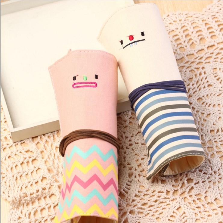 中小学生文具笔袋批�l可爱超萌铅笔盒送儿童朋友活动奖品开学包邮