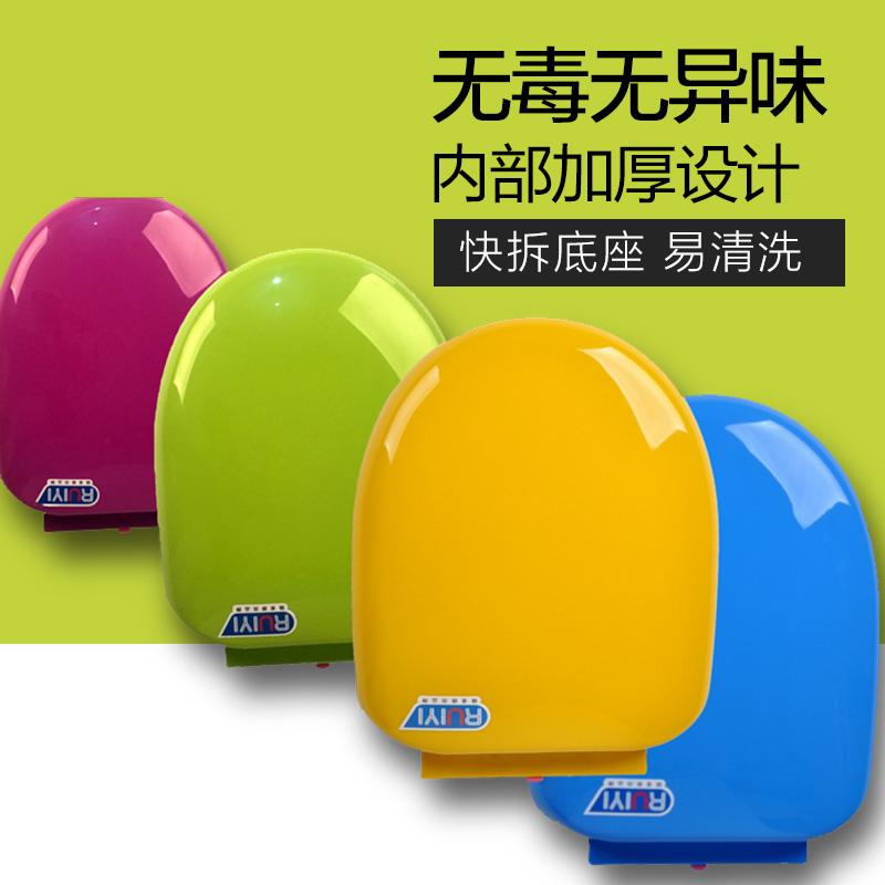 Цвет туалет крышка общий сгущаться туалет крышка спуск сбор винограда круг сиденье затем крышка PP крышка O U тип V введите модель