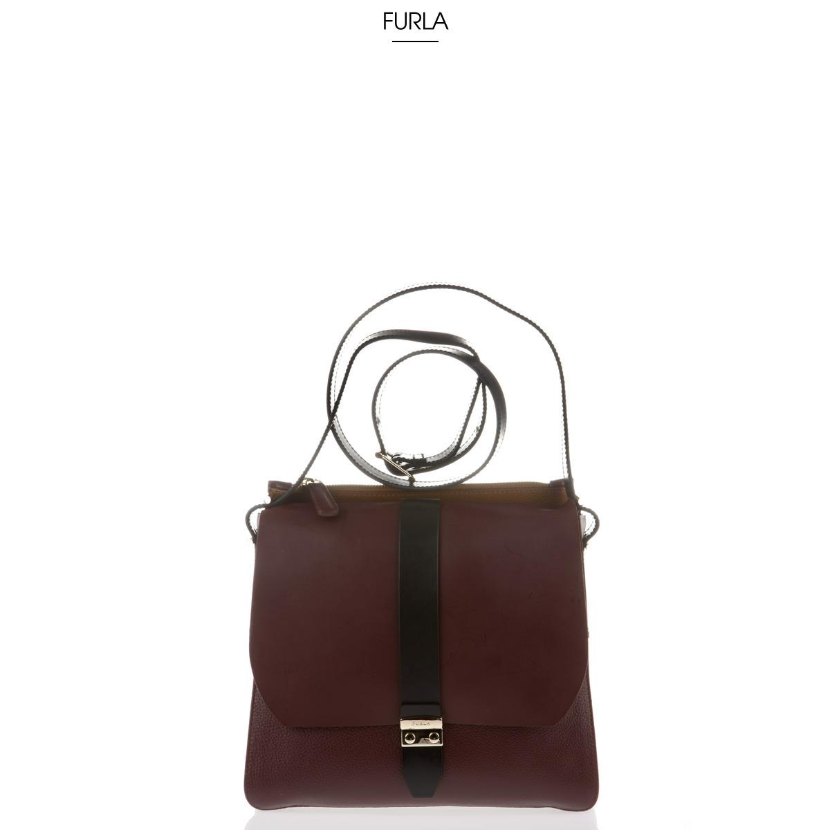 FURLA/芙拉 代购 女士新款时尚简约单肩斜挎包 783039