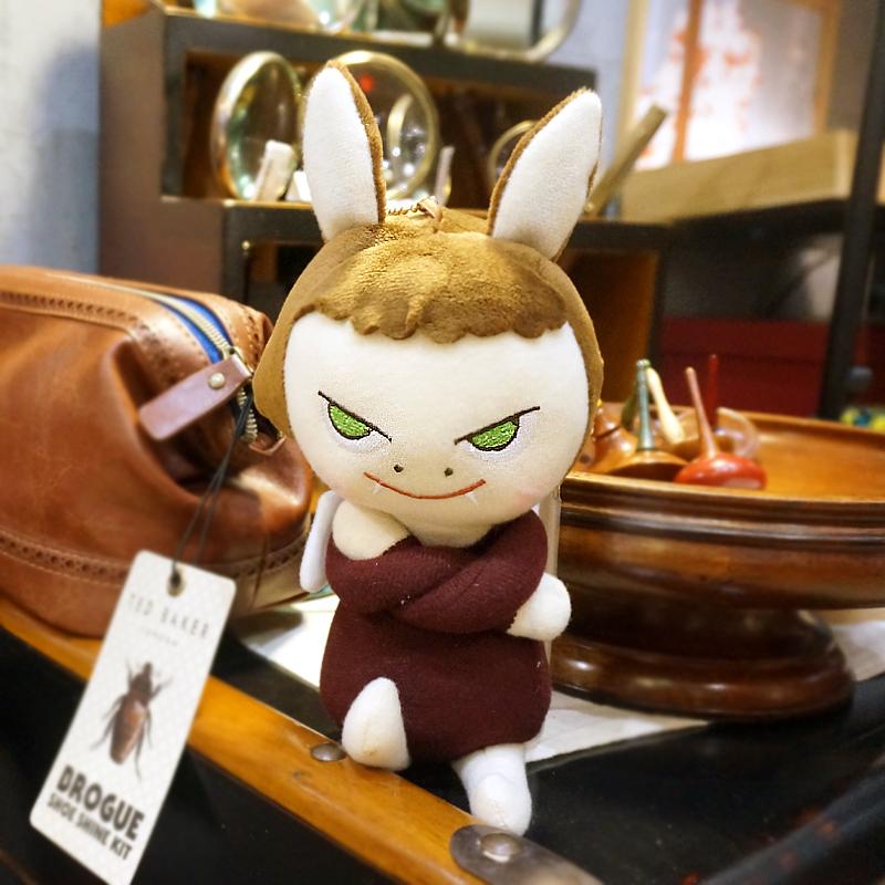 Japanese little witch oppor9s plus Nara Meizhi Plush Doll mobile phone R9 plus R10 / plus