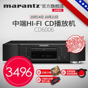 Marantz/马兰士 CD6006播放器家用CD机无损发烧音频HiFi