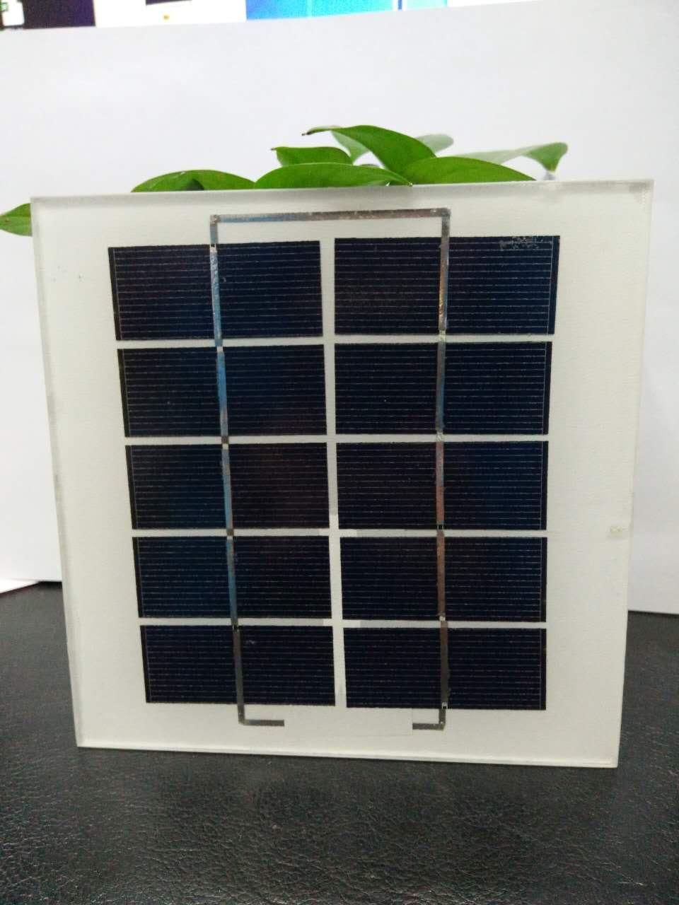 Солнечной энергии выработки электроэнергии аккумулятор доска 5v6v2.4wDIY зарядки мобильных телефонов сокровище зарядное устройство свет вольт