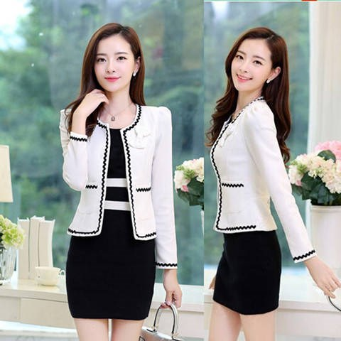 Xiaoxiangfeng coat short Shawl NEW womens wear in spring and autumn of 2019