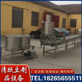 全自动豆腐皮机设备直销多功能 豆腐皮机家用型操作简单效率高
