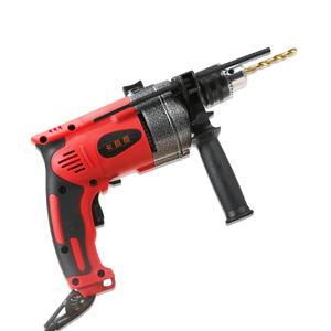 卡瓦尼冲击钻 电锤两用 电钻 多功能家用手枪钻电动工具 钻墙瓷砖