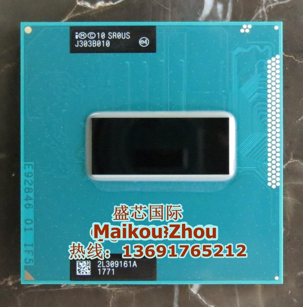 I7 3940XM 3920XM CPU 3.0-3.9/8M 原装正式版PGA SR0US 不锁频