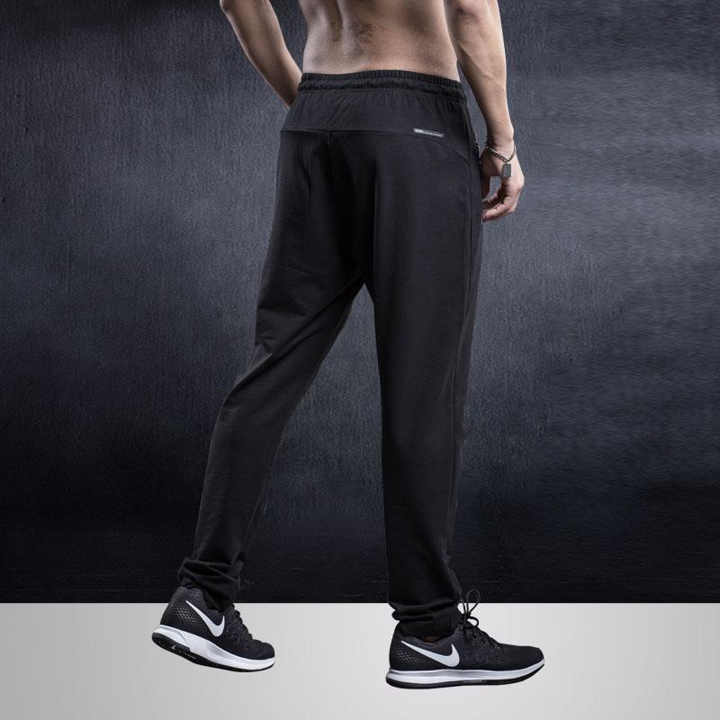 Вертер пассажир 2017 осень и зима обучение движение брюки мужчина ноги брюки хлопок брюки вязание бег воздухопроницаемый 5138
