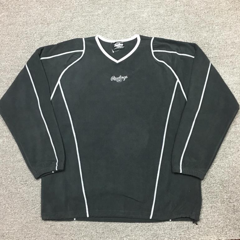 Выход избыток избыток отдельный список бейсбольная форма шерсть свитер с рукавами флис пальто модель RKE108