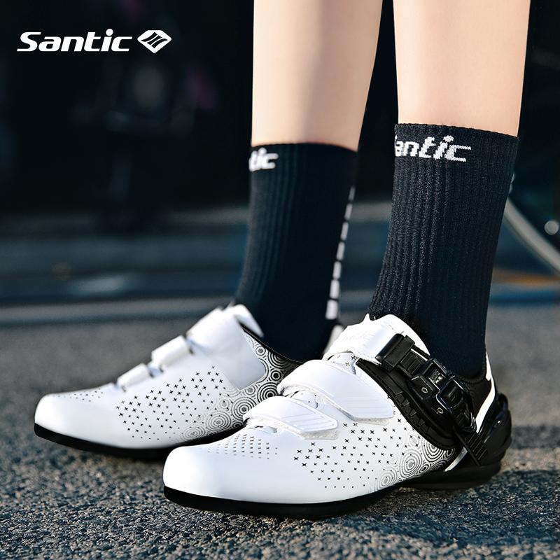 Santic sendike spring / summer 2020 new non lock power cycling shoes bicycle shoes bicycle shoes womens shoes